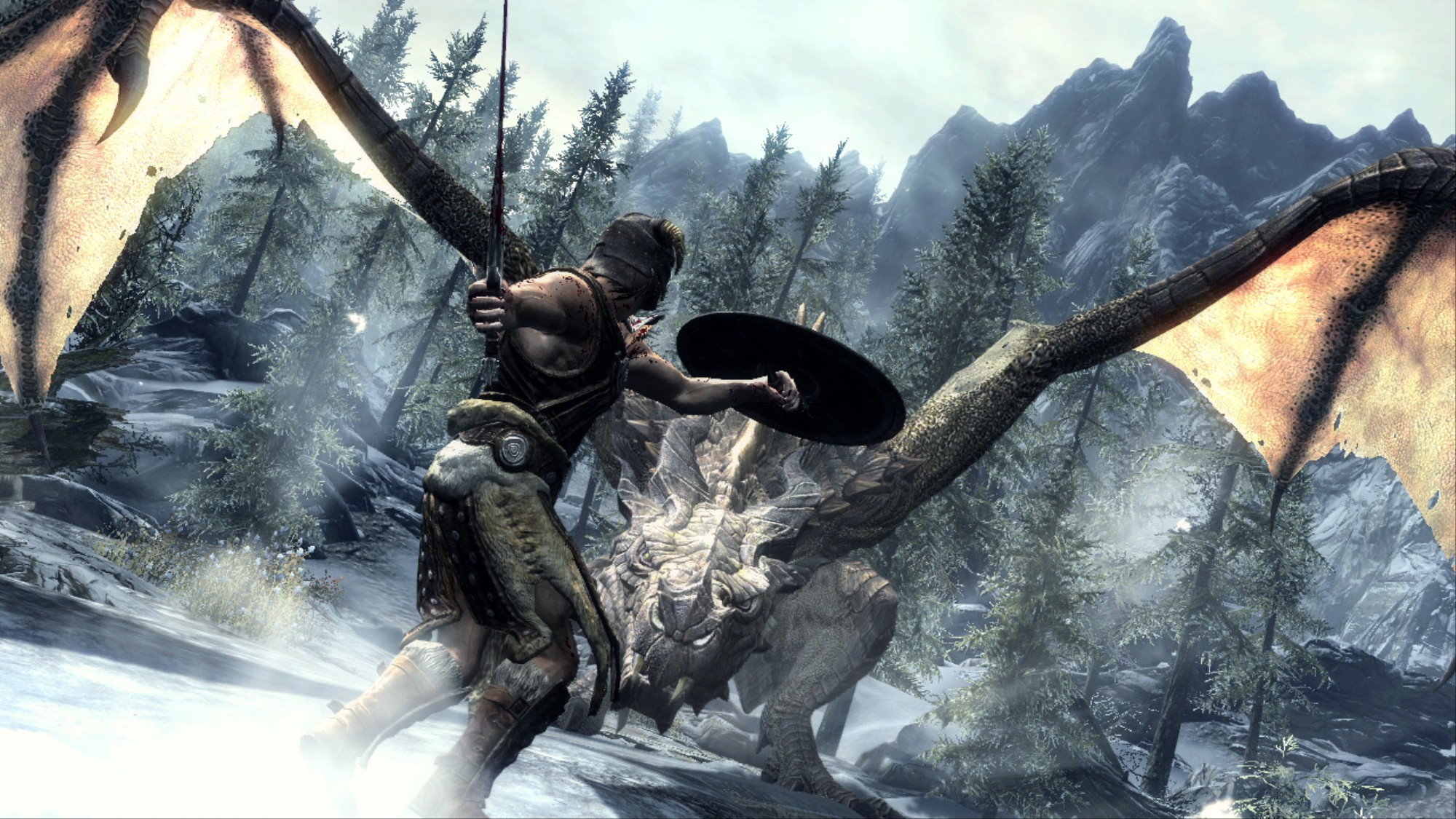 Skyrim' is a Great Survival Game, Actually - VICE