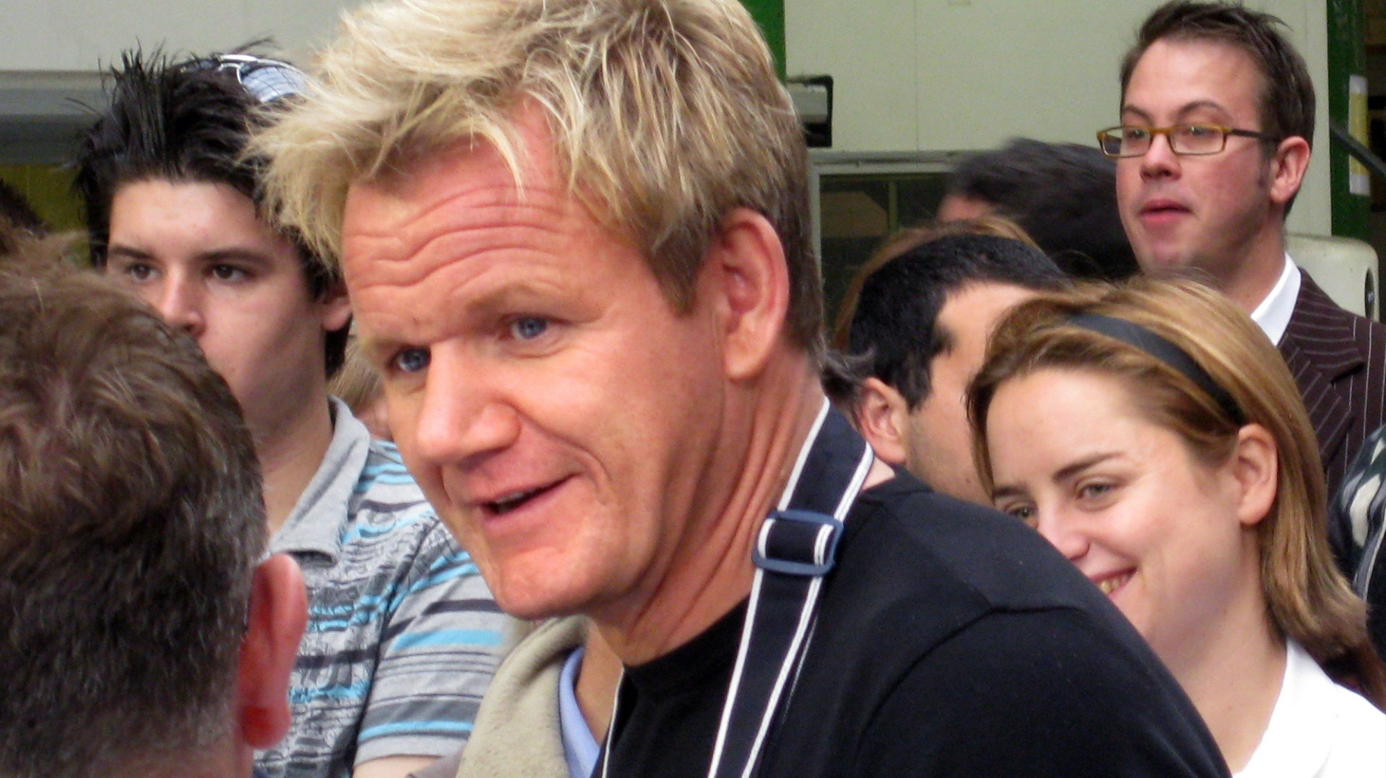 Gordon Ramsay Actually Just Praised Someone's Cooking on