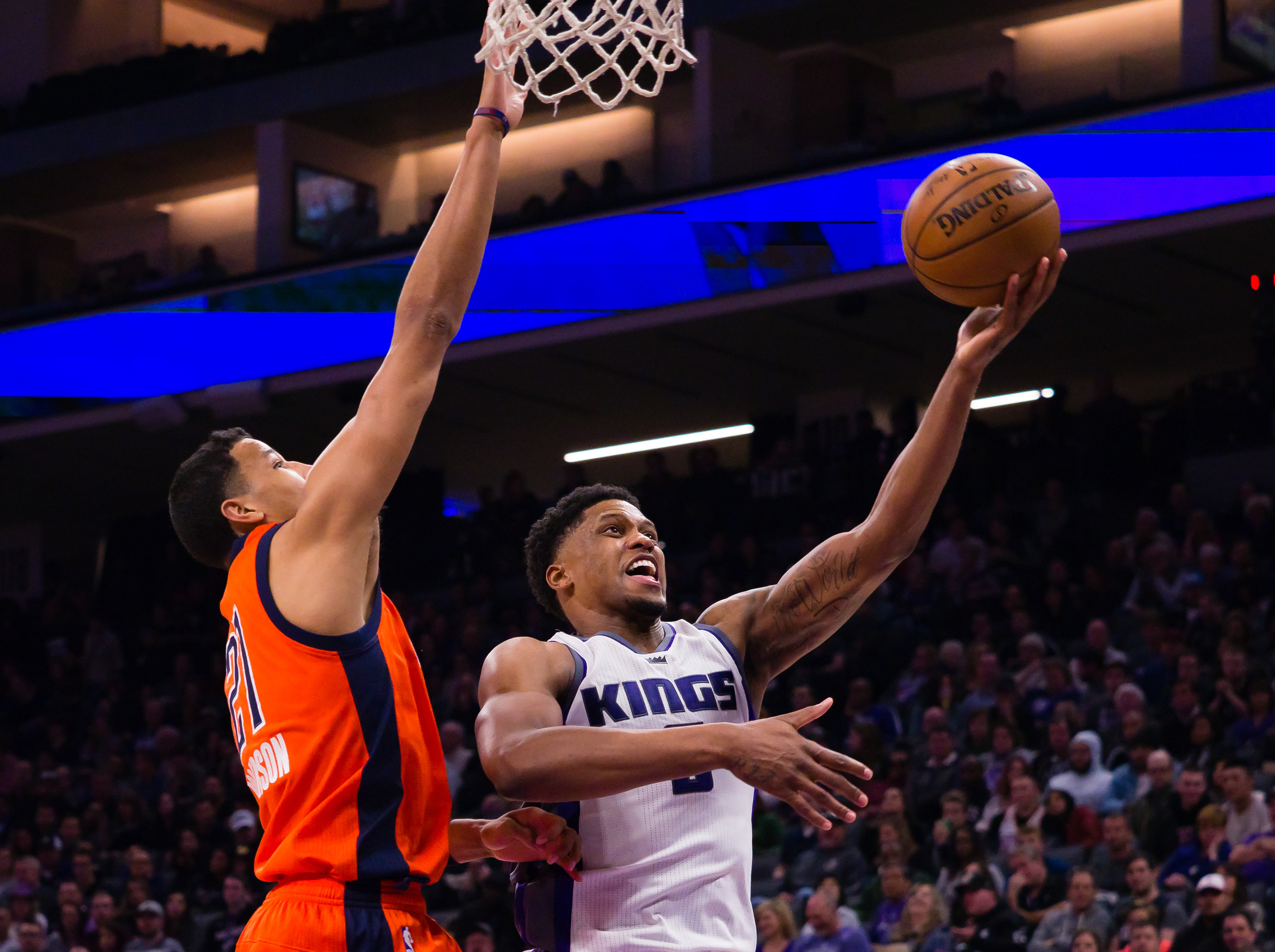 the best attitude cfad0 0a17c Rudy Gay Can be Found Money for the Right Team - VICE