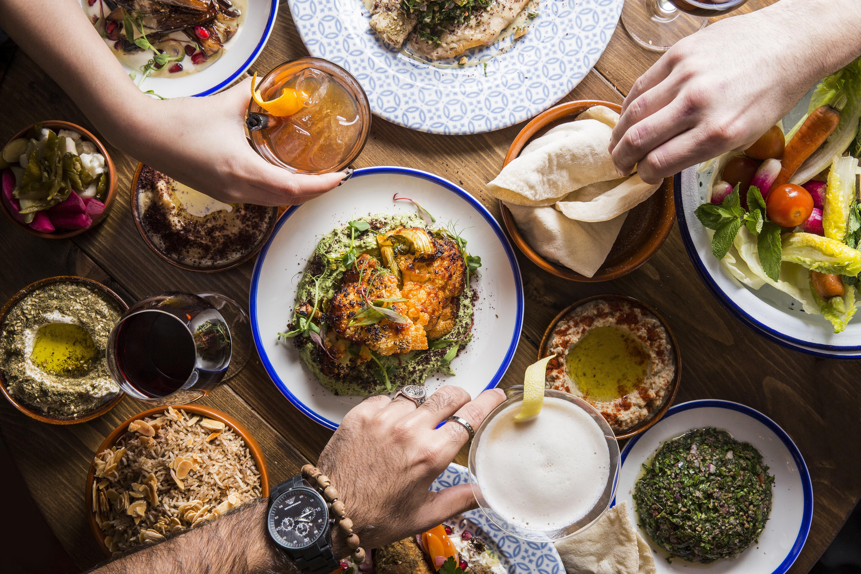 How an Australian Chef Found Himself Making Lebanese Food in Hong