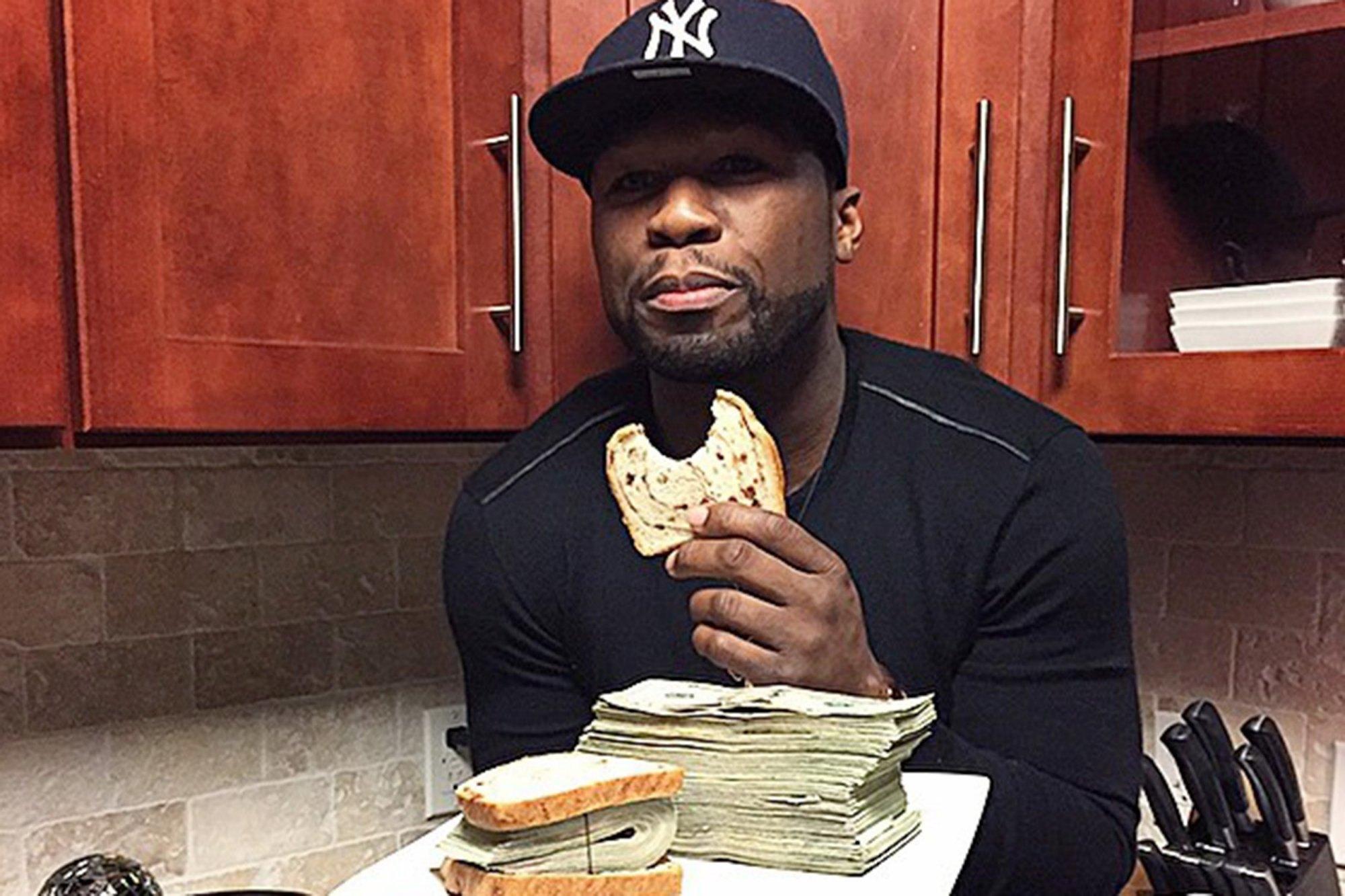 50 Cent grosso cazzo
