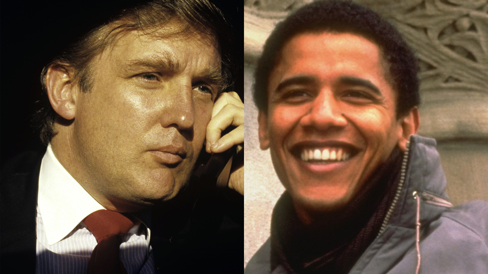 Young Obama Said the American Dream Is to Be Donald Trump ...
