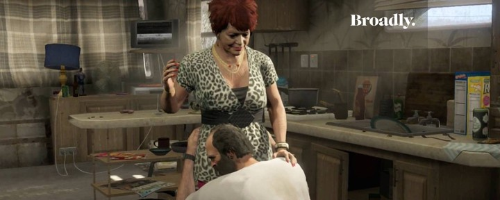 Why Portrayals of Moms in Video Games Are So Messed Up