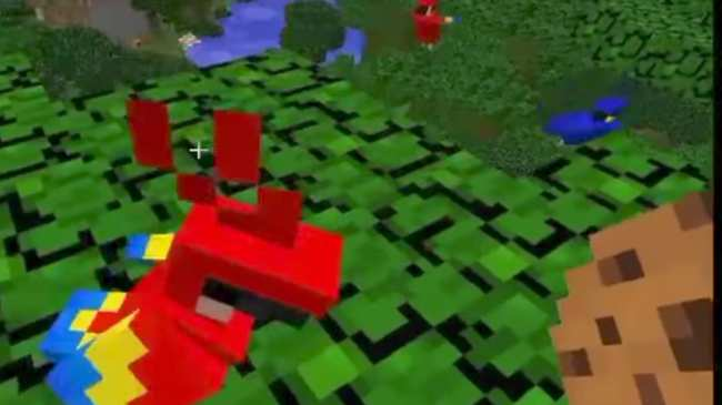 The Minecraft Community Is Rocked by Parrot Poisoning