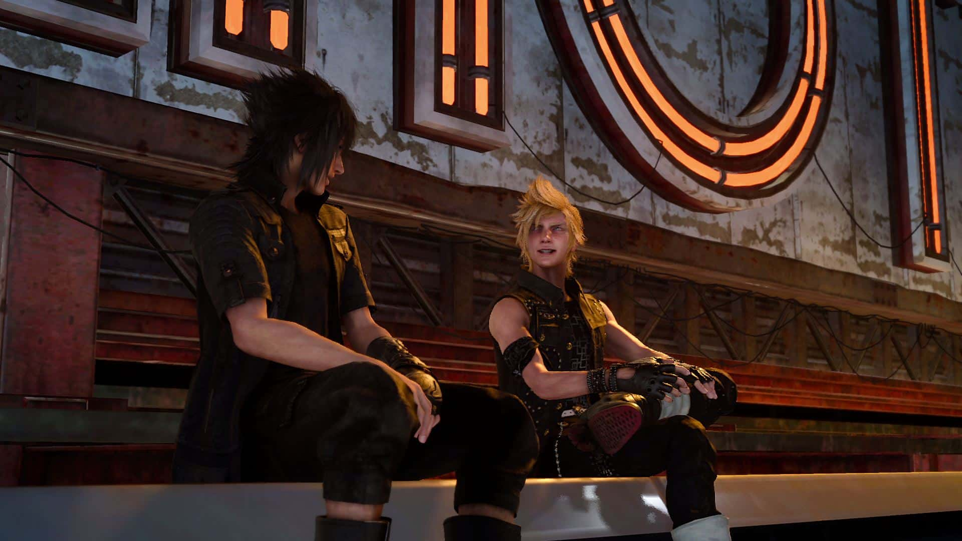 final fantasy xv is surprisingly good at teaching photography
