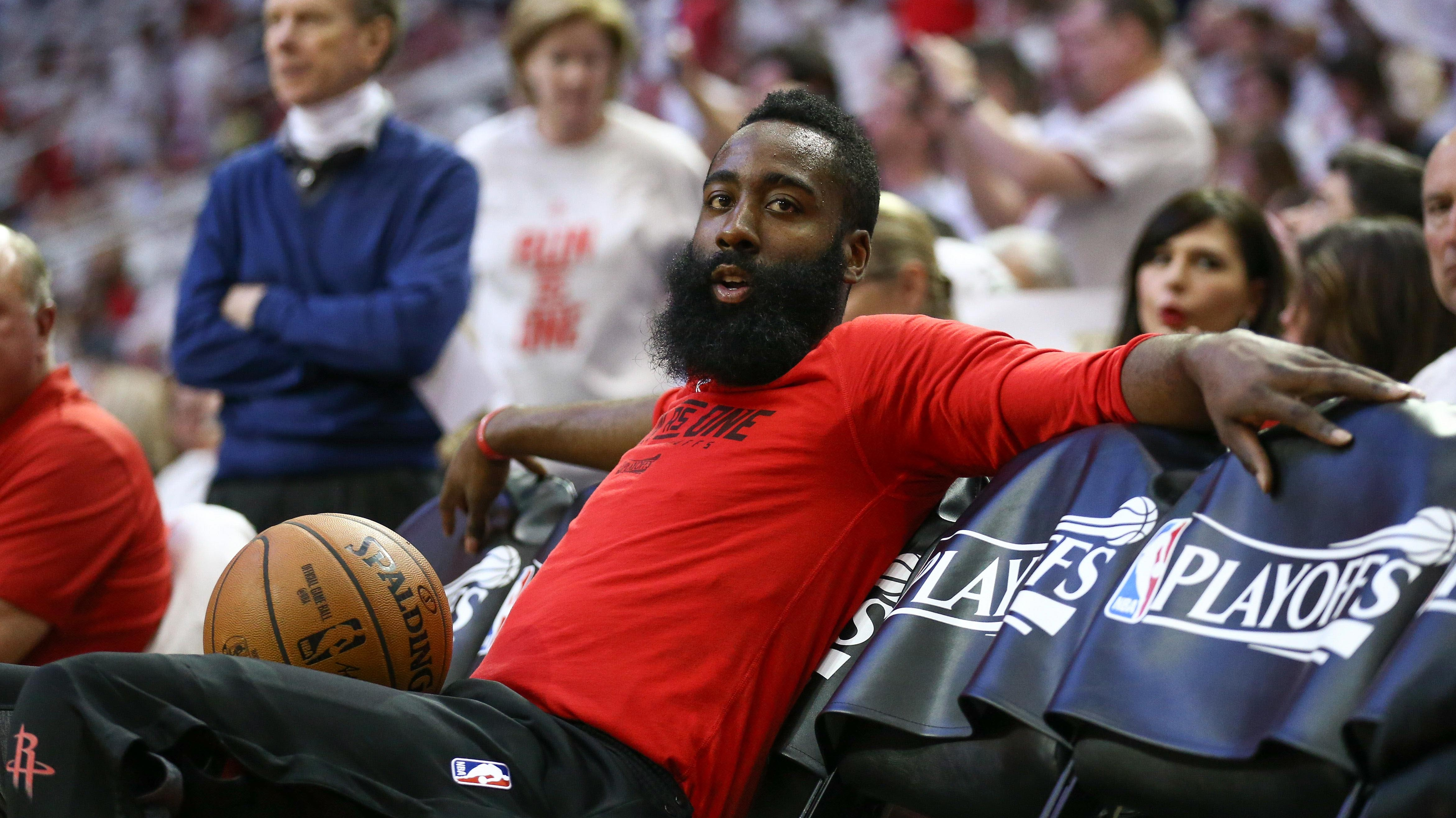 Moses Malone Jr Alleges James Harden Was Mastermind in Assault