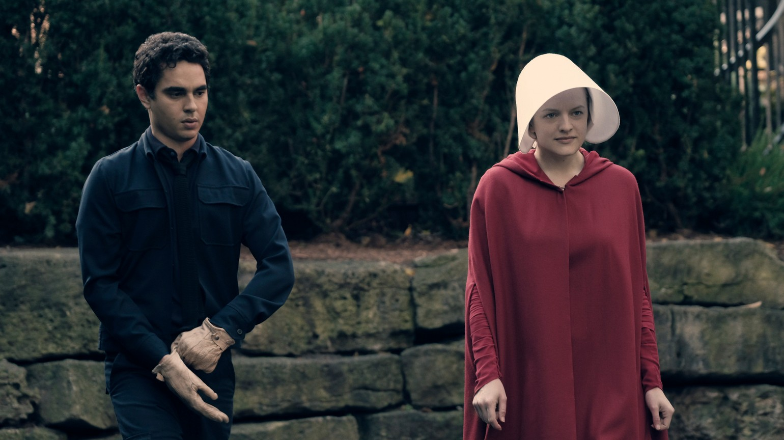 secret daughter and the handmaid's tale A detailed description of the handmaid's tale characters and their importance ofglen tells offred she belongs to a secret offred's daughter.