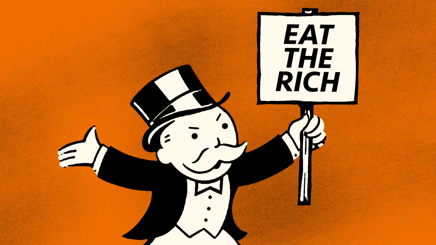 original monopoly game was anti-landlord