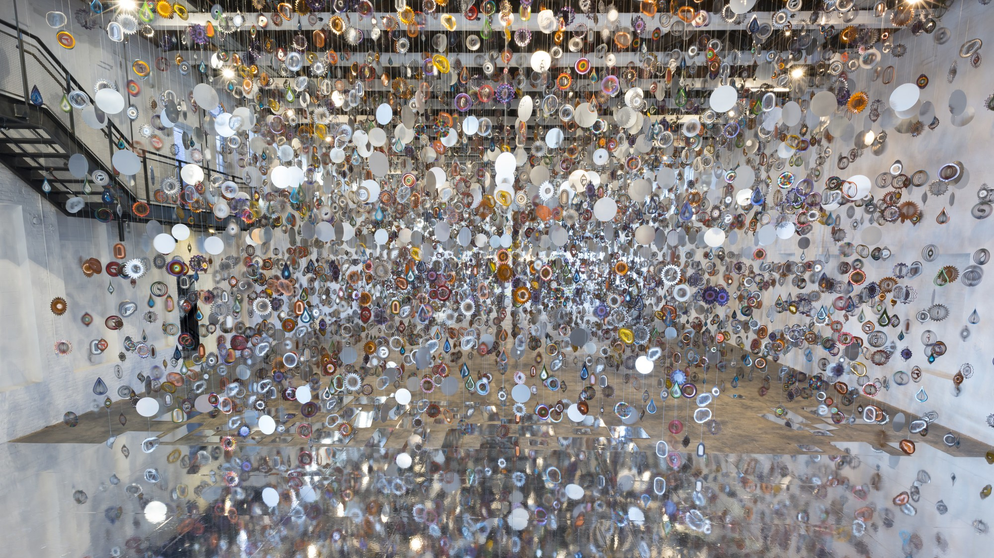 Take A Tour Of Nick Cave S Colossal Playground Of An Art
