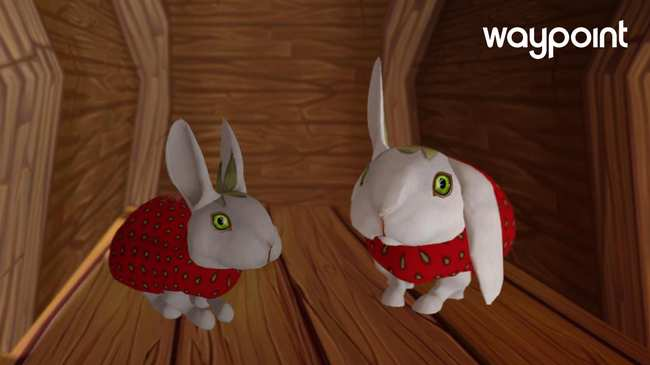 thousands of second life bunnies are going to starve to death this