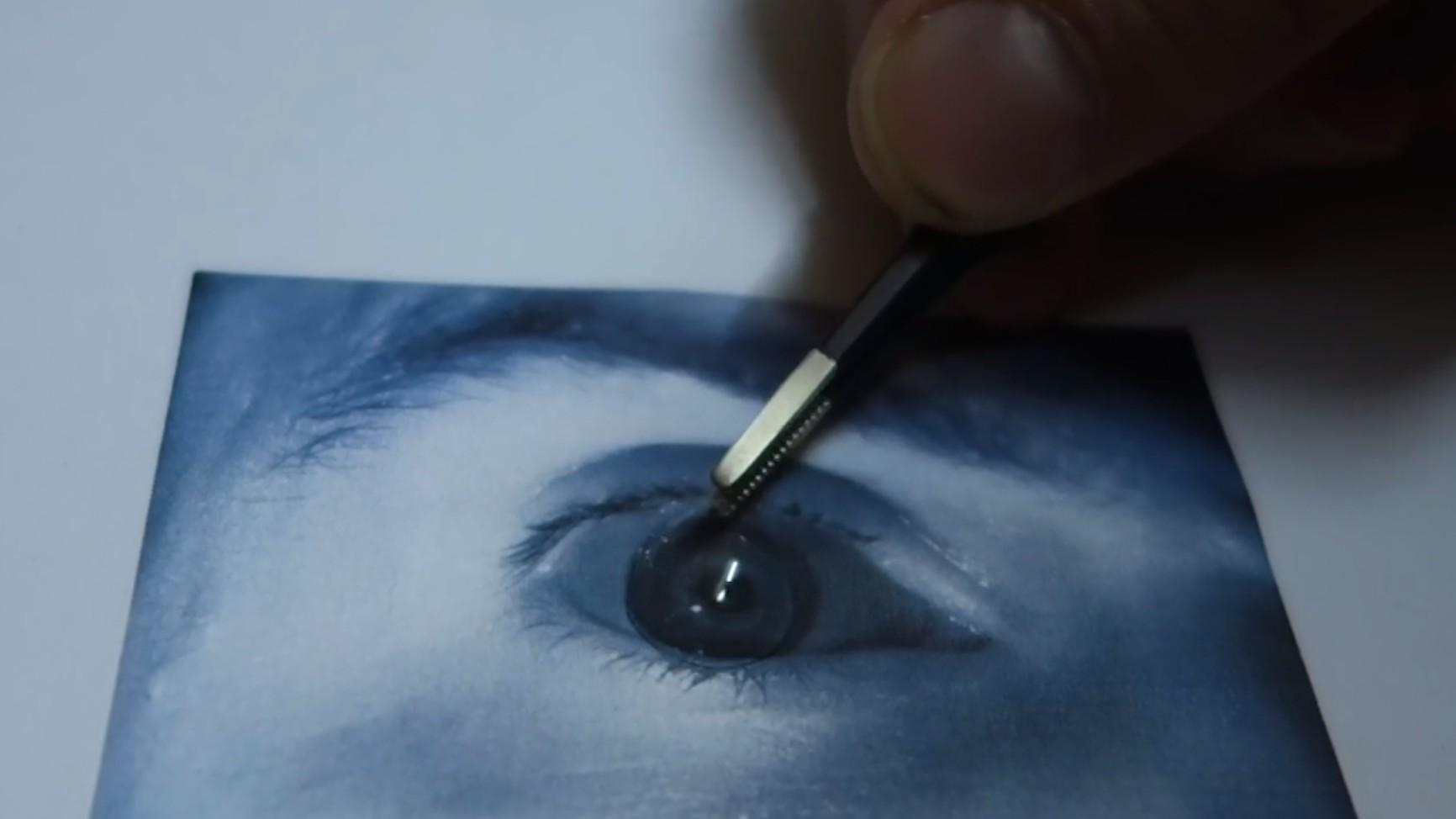 Hackers Unlock Samsung Galaxy S8 With Fake Iris