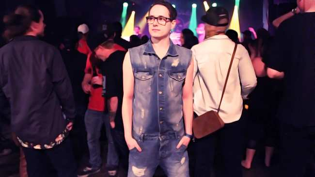 25b9507605ac I Wore a Male Romper for a Week and Became a Real Man - VICE