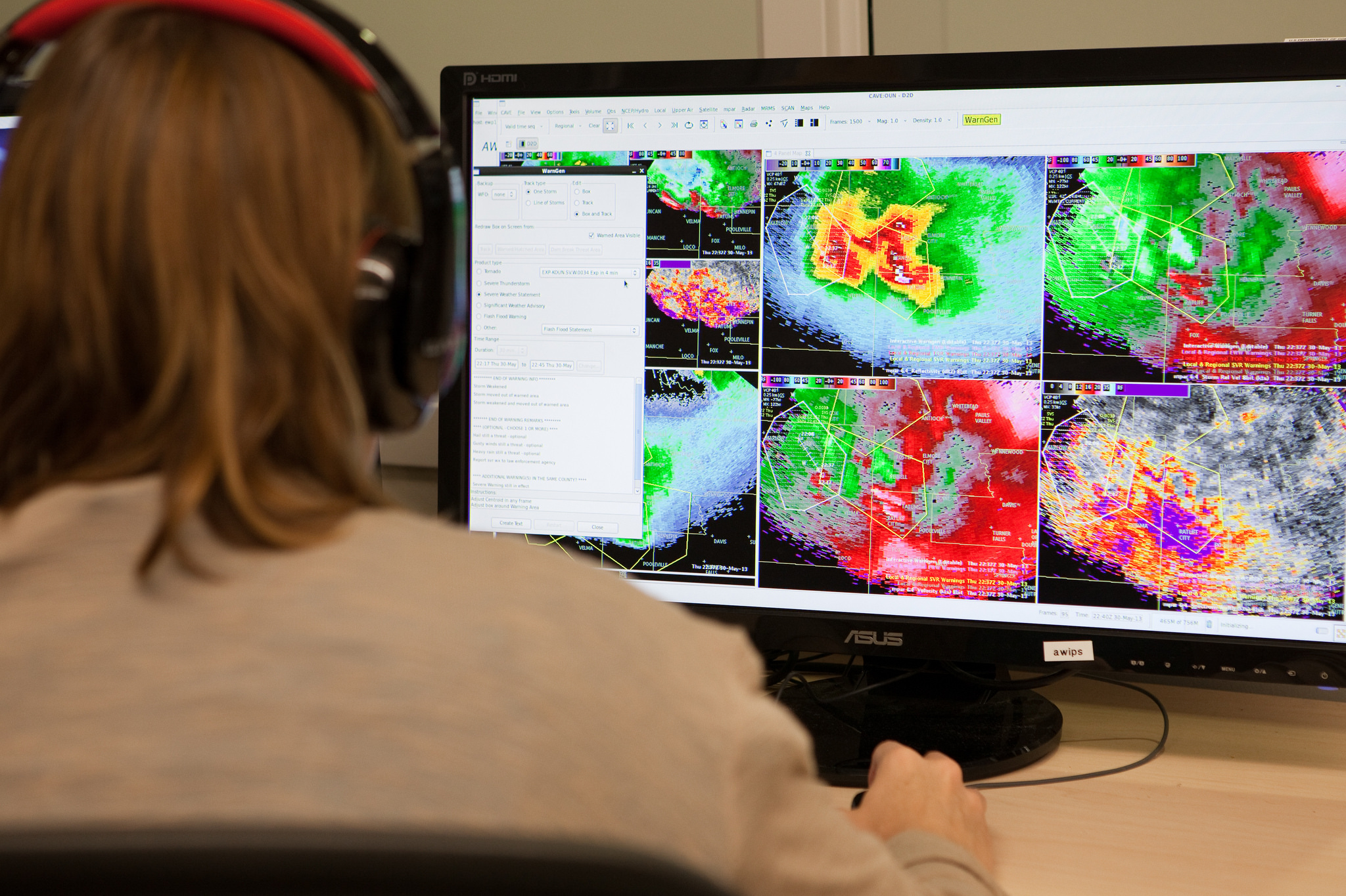 Meteorologists Are Using Eye-Tracking Tech to Improve Weather