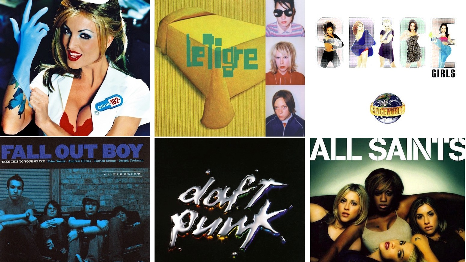 An Entirely Serious List of Albums That Open with the Strongest Bangers