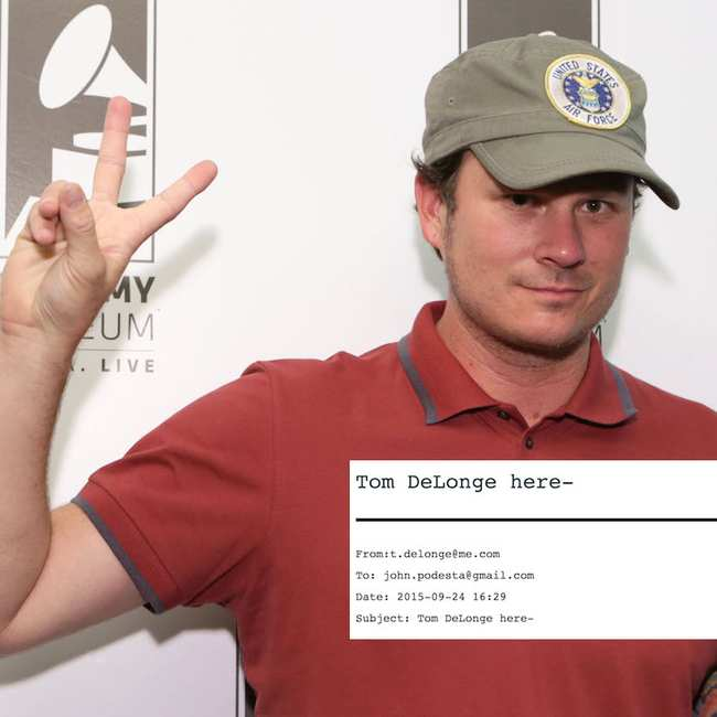 5e9ccdb4689 The Tom DeLonge Wikileaks Conspiracy Goes Deeper Than We Thought ...
