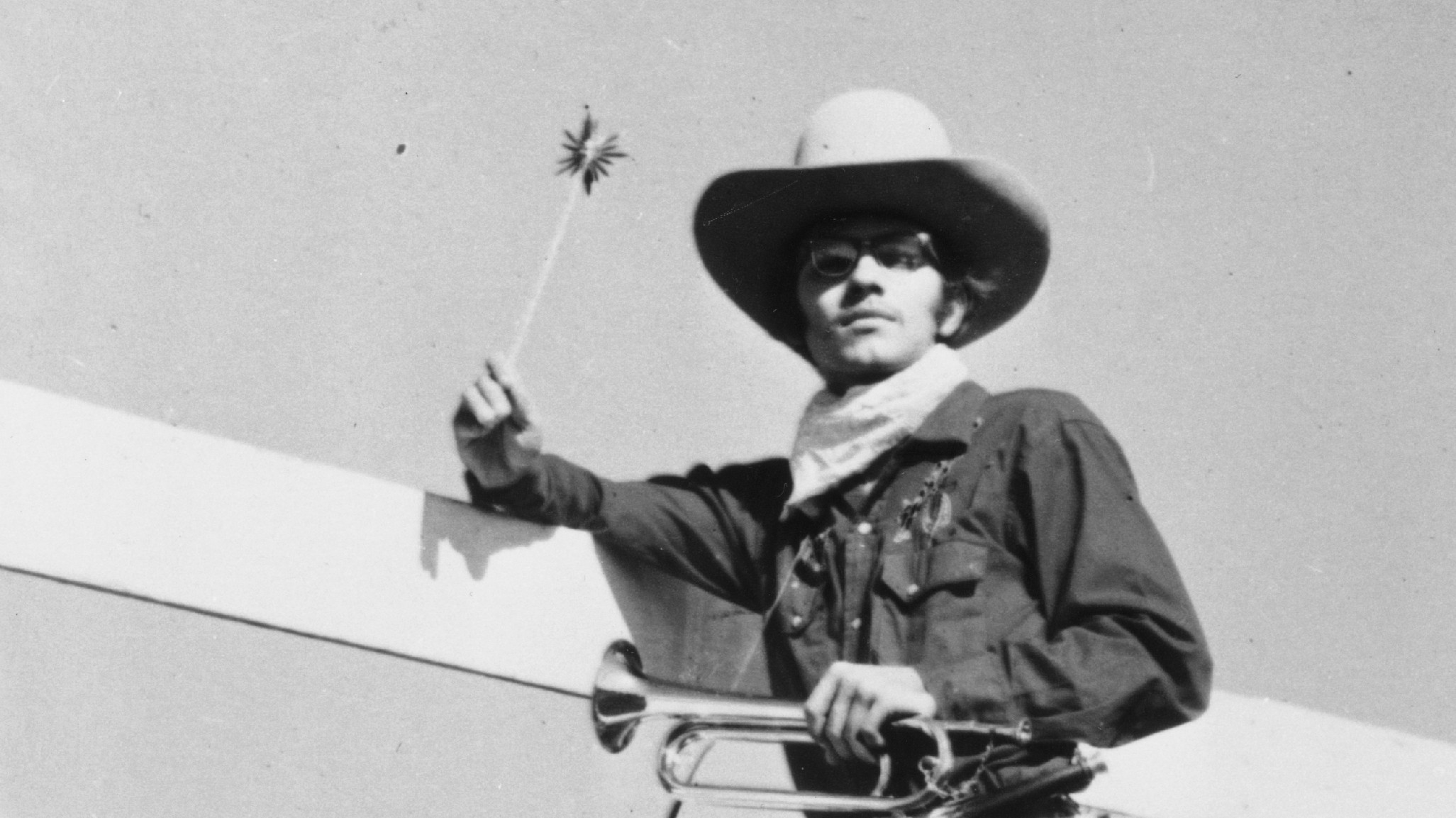 The Real-Life Legendary Stardust Cowboy Who Inspired David Bowie