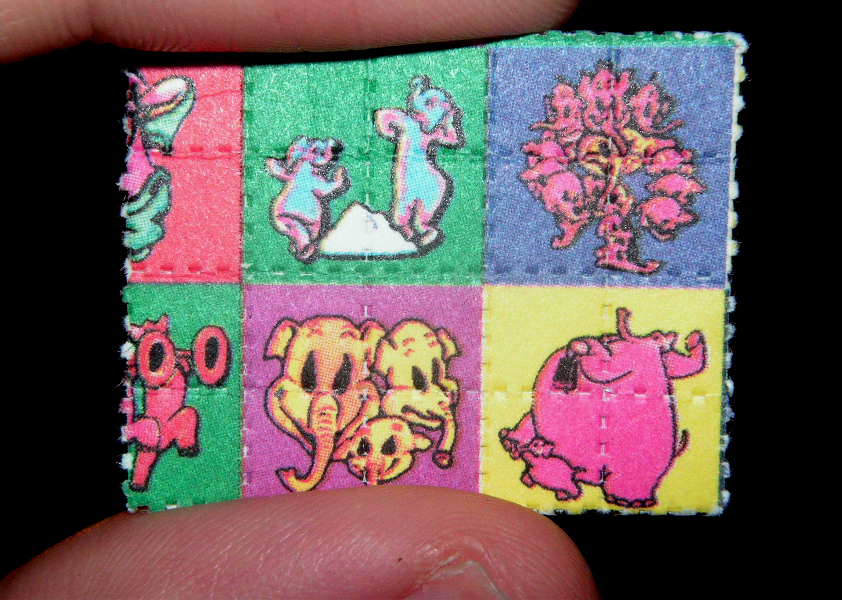 taking acid for the first time read this vintage guide motherboard Fighting On Acid