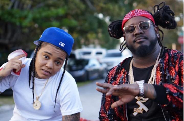 "T-Pain and Young M.A. Find Love on ""F.B.G.M."""