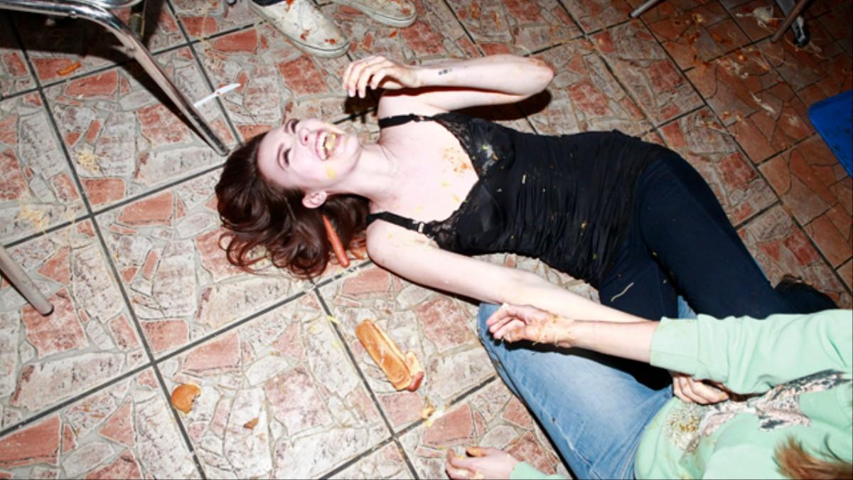 Quand la bataille de bouffe tourne au drame munchies - Combien de sorte de tomate ...