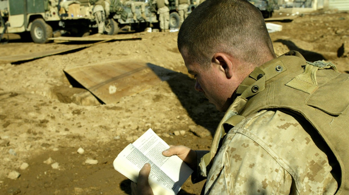 Great Books About War by Authors Who Have Been in It