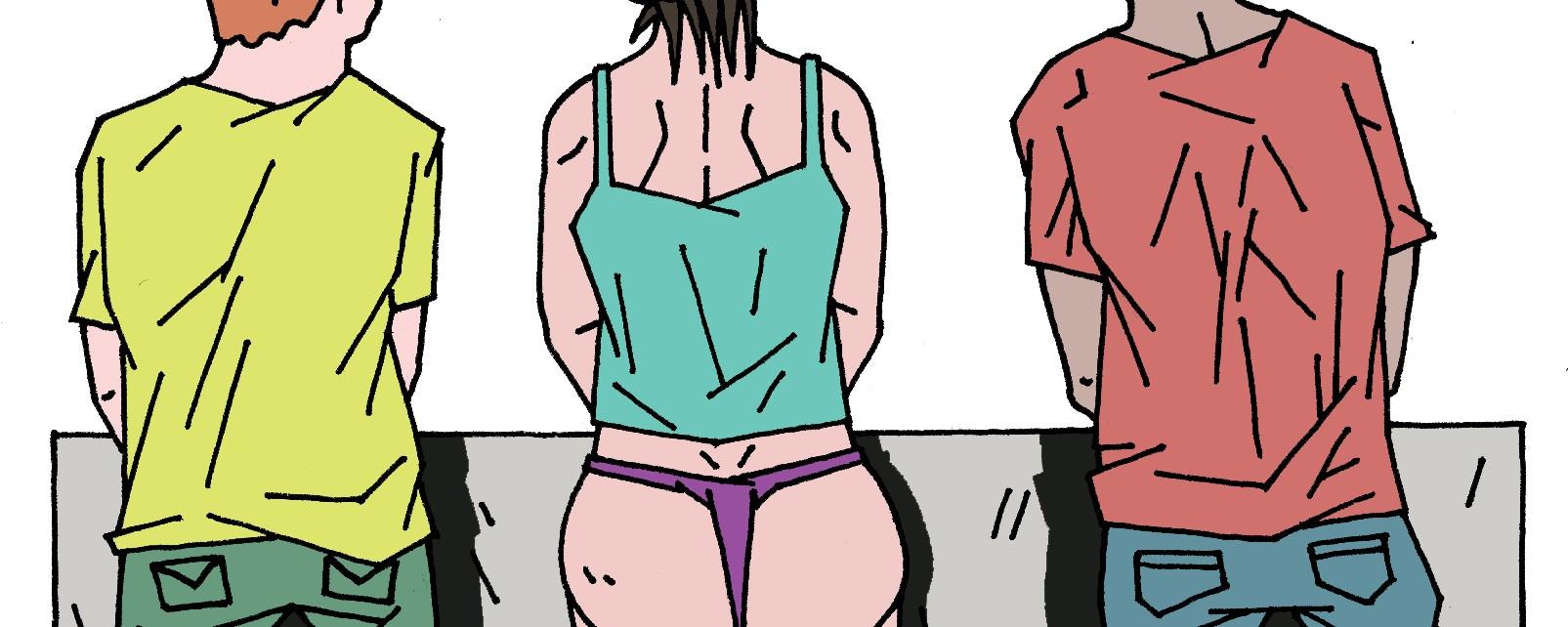 nackt in offentlichkeit madchen pinkeln in toilette