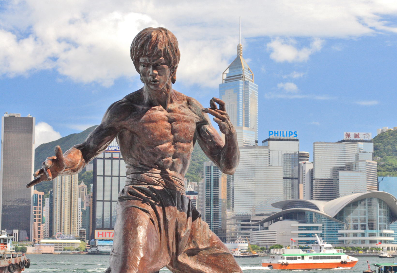 Bruce Lee And The Art Of Scientific Street Fighting Vice Sports