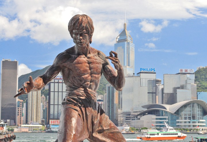 Bruce Lee and the Art of Scientific Street Fighting