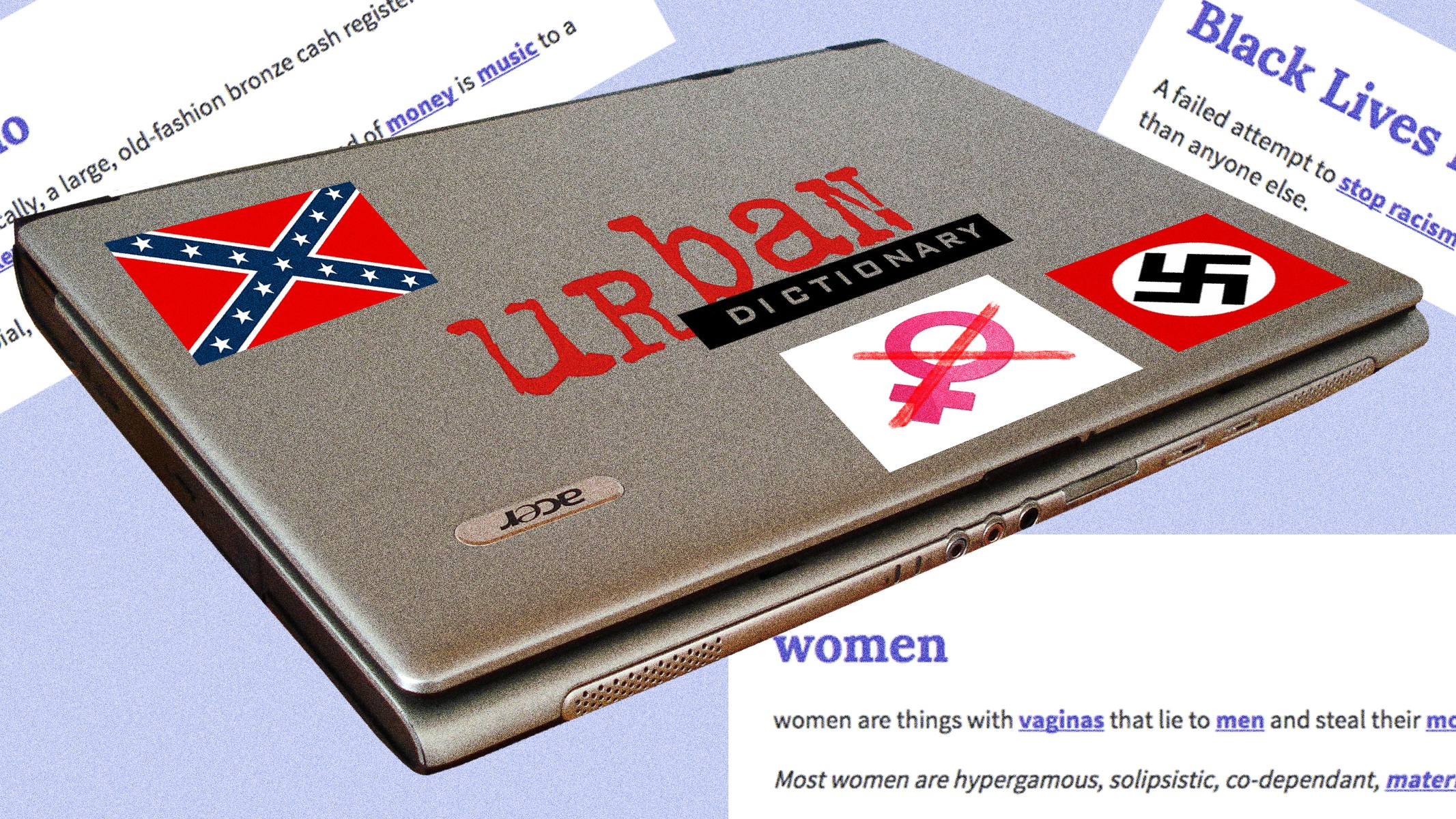How Urban Dictionary Became A Cesspool For Racists And Misogynists