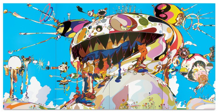 Takashi Murakami Has a Massive Retrospective Show in Chicago