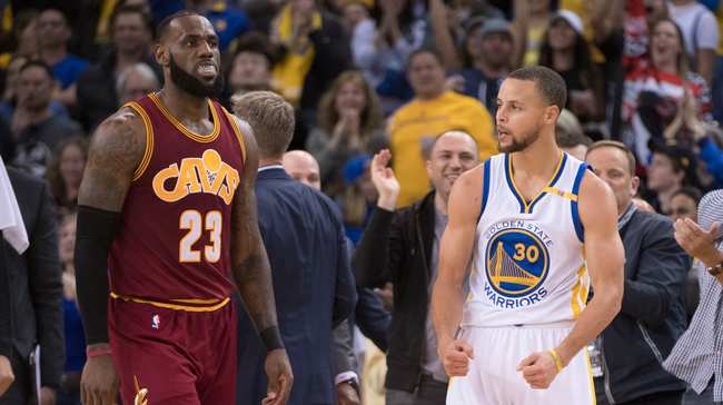 15dd33189b4 Five Things the Cavaliers Need to Do to Upset the Warriors - VICE