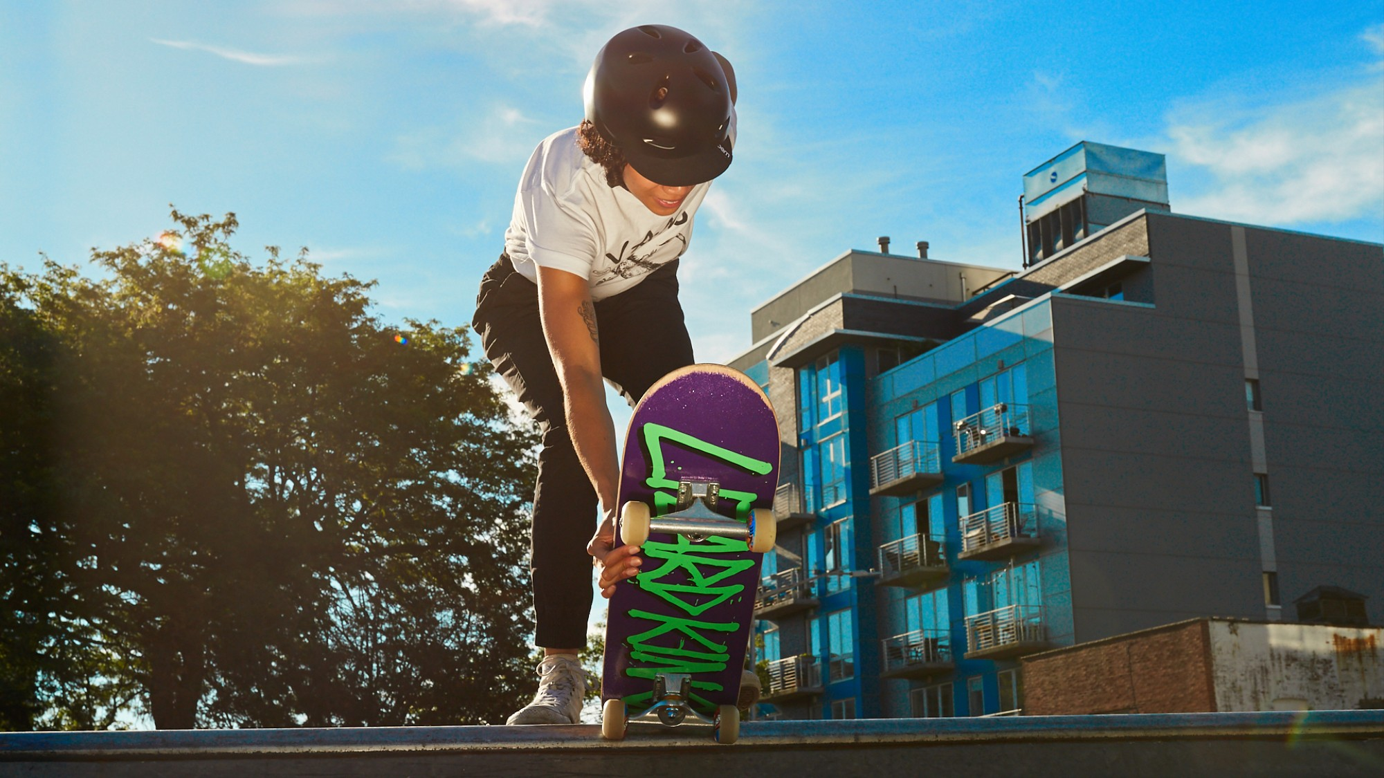 Learning to Skateboard When You're an Adult Is Extremely