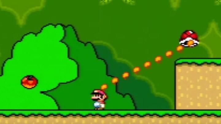 Questa cartuccia hackerata per SNES dà i super poteri a Mario