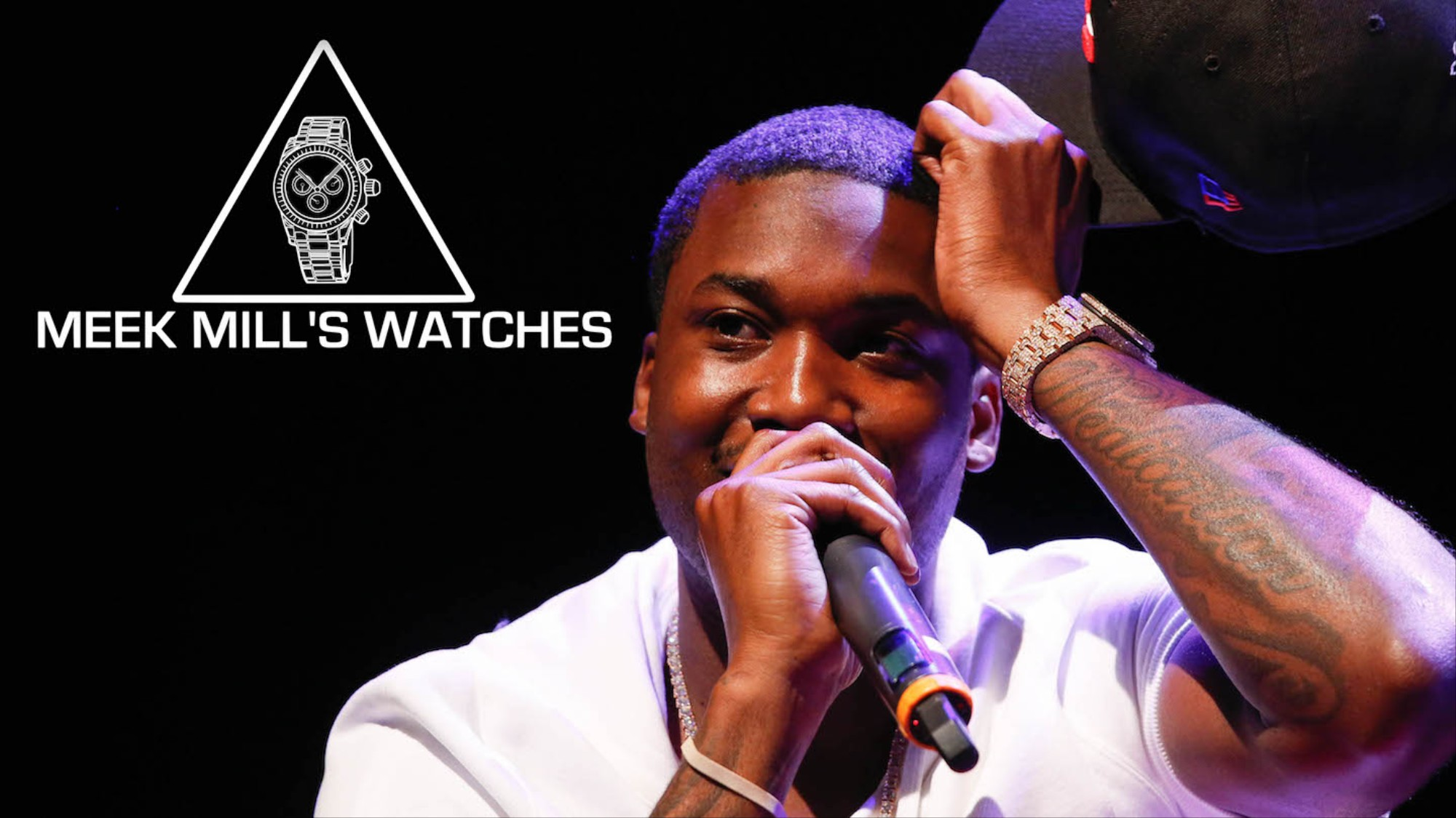 The Complete Guide to Meek Mill's Lyrics About Watches - VICE
