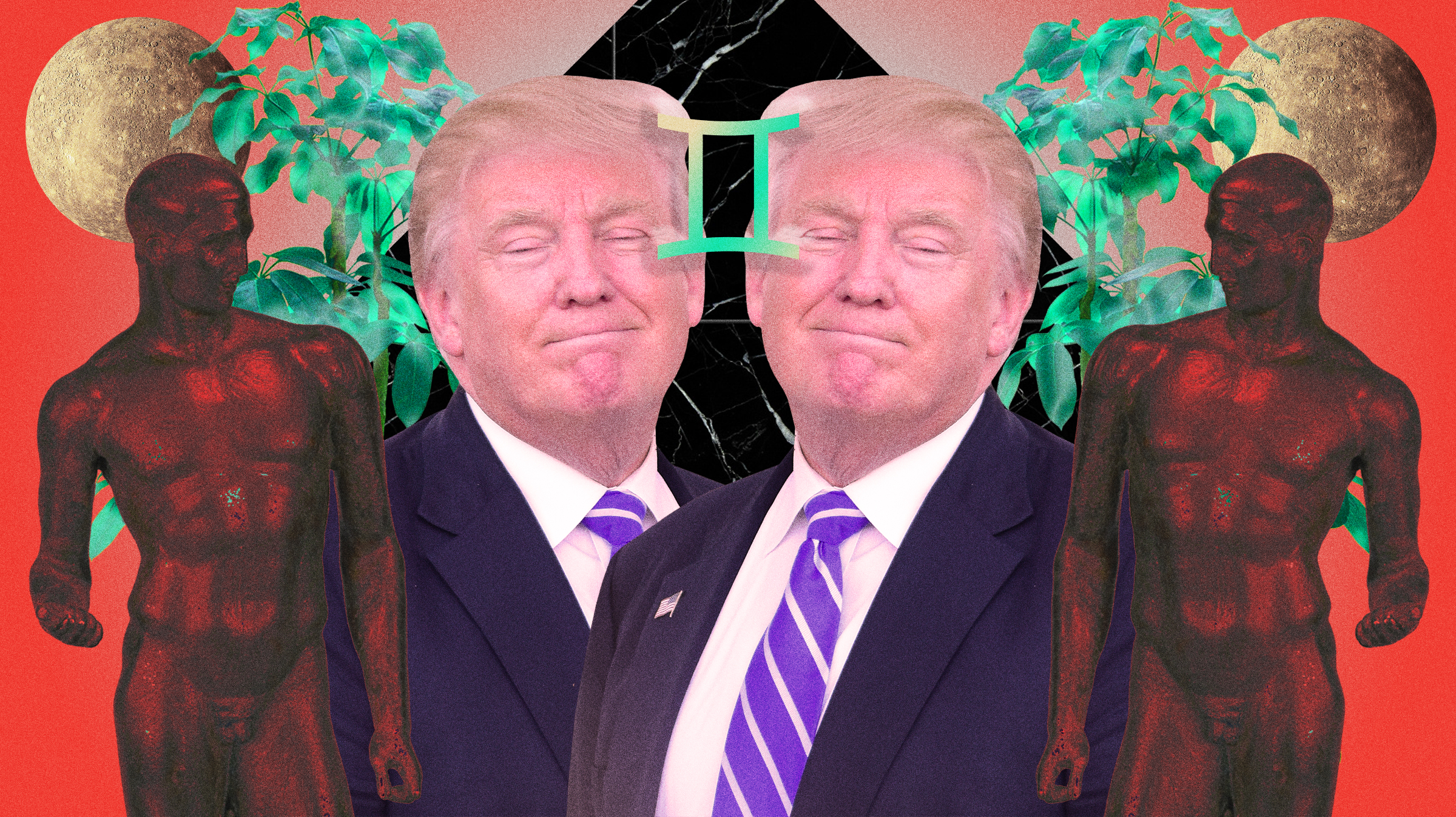 An Astrologer Predicts the Fate of Everyone in the White House - VICE