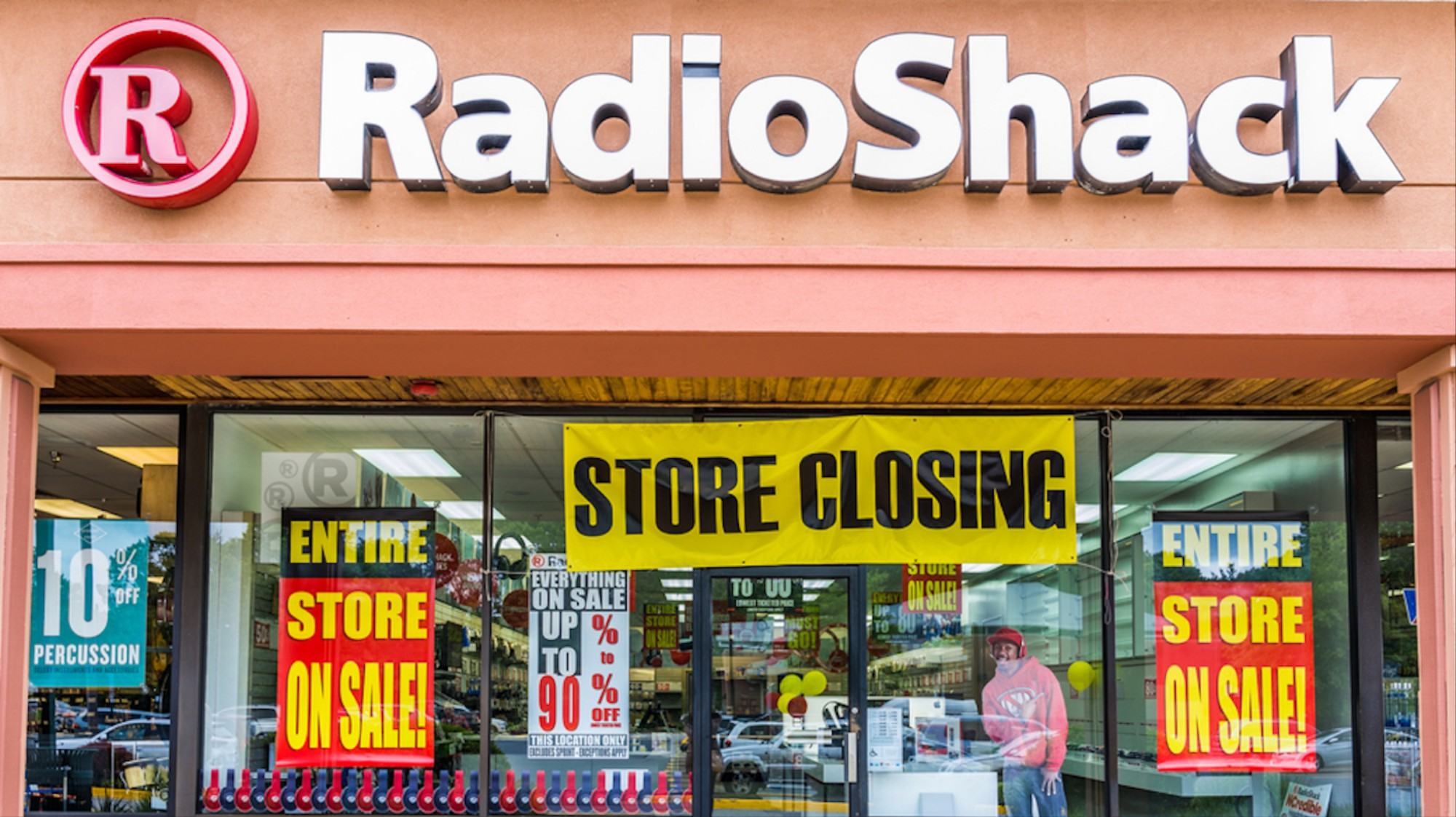 The Hidden Stories Lingering in RadioShack's Bankruptcy