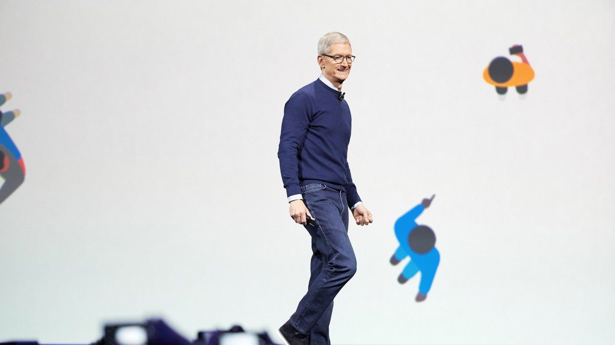 Thrilled by the response apple ceo tim cook said in a tweet that it - Thrilled By The Response Apple Ceo Tim Cook Said In A Tweet That It 41