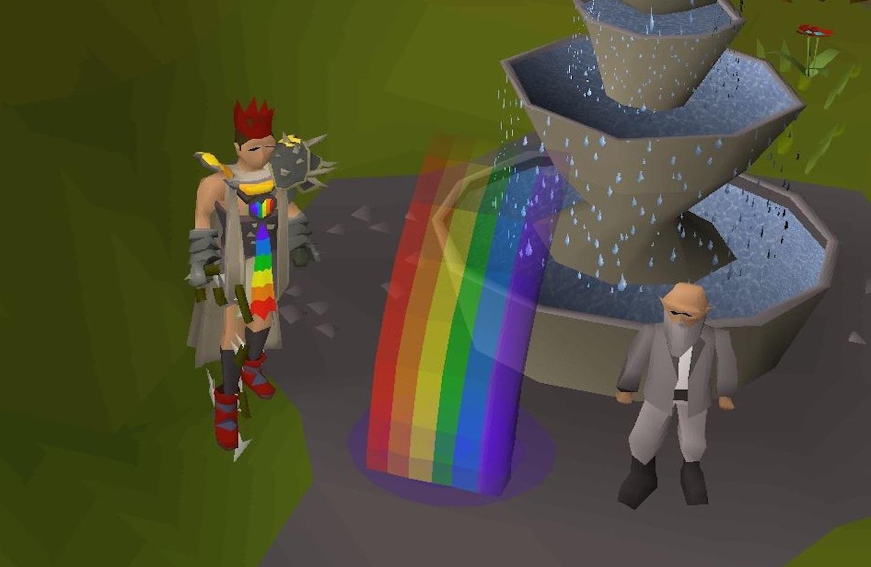 Runescape is soo gay
