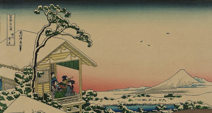 Now You Can Download 2,500 Japanese Woodblock Prints from the Library of Congress - VICE