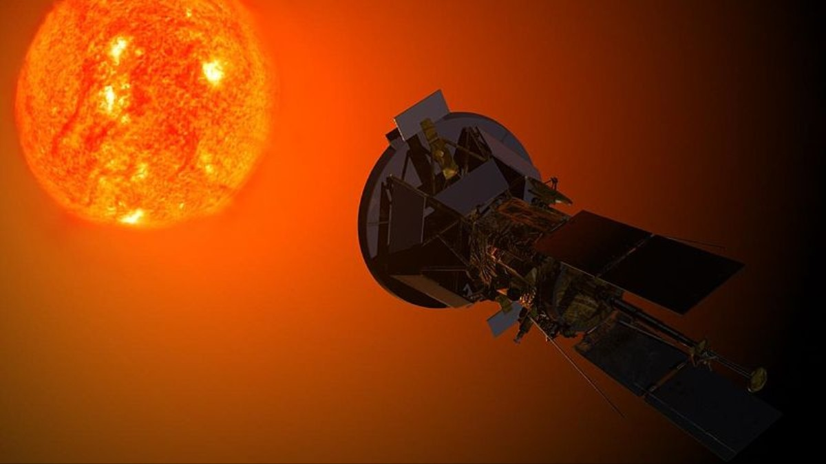 NASA Record-Breaking Sun-Surfing Mission, Explained in Gifs - Motherboard