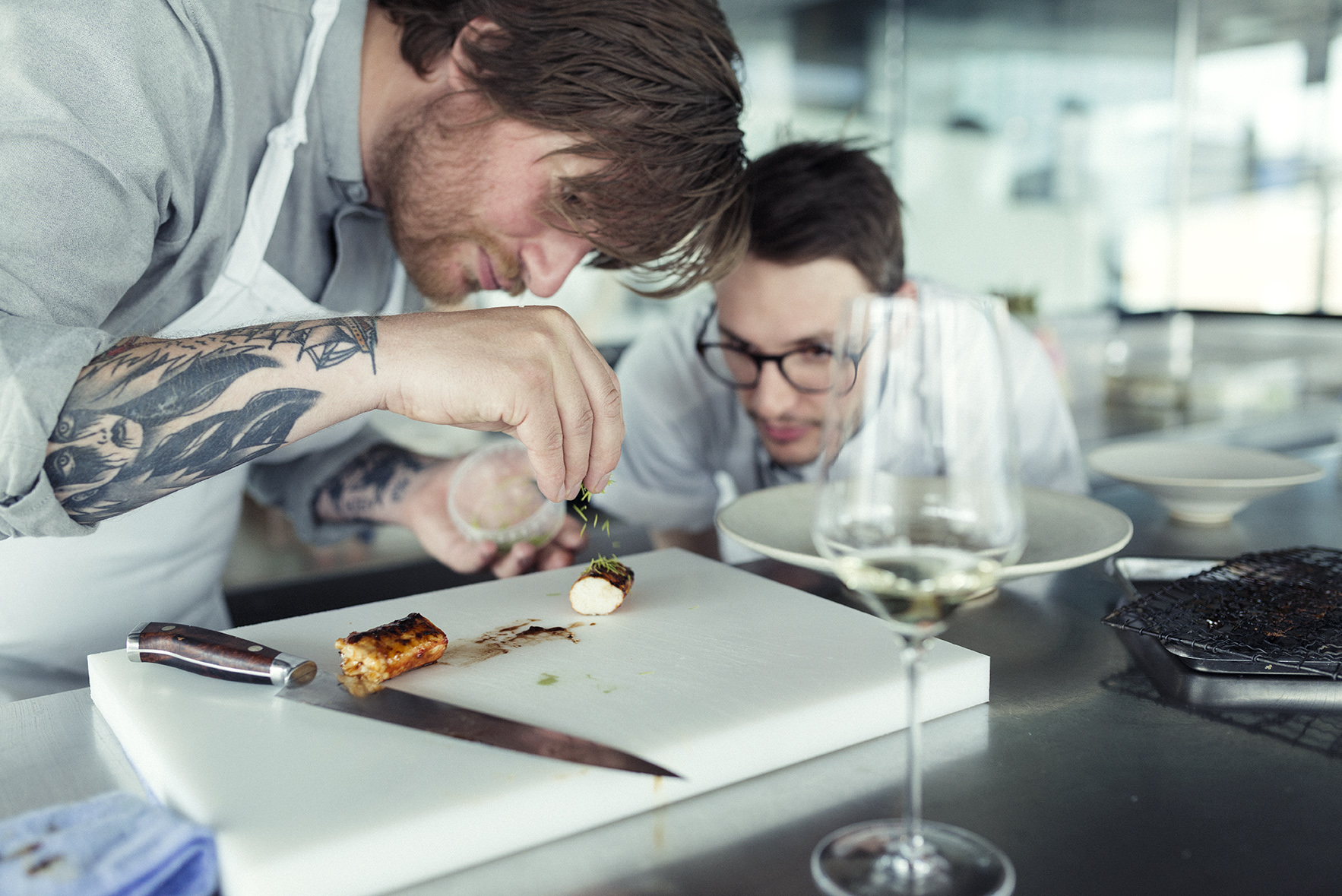 Why This 3-Star Restaurant Has a 3-Day Workweek - MUNCHIES