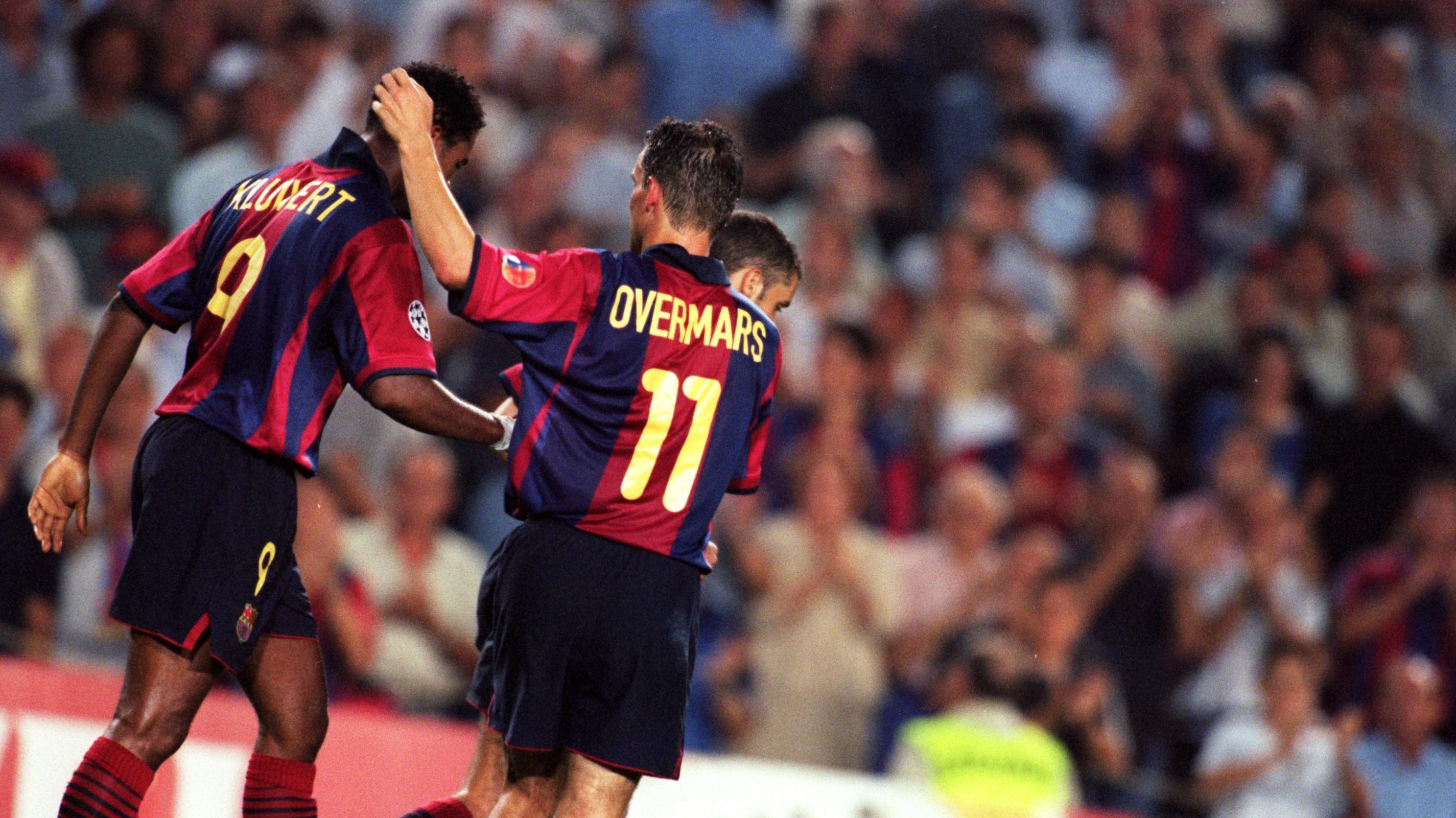 Charting Marc Overmars Unlikely eback Four Years After Bowing