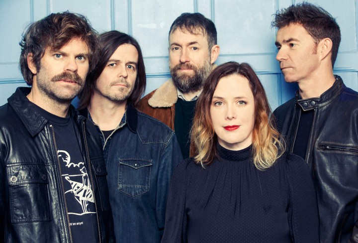 Slowdive's Been Marrying Shoegaze with Electronic Music for Years