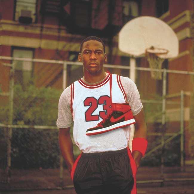 official photos 5fedf 52abb Michael Jordan y el día que una pequeña compañía Nike apostó todo su ...
