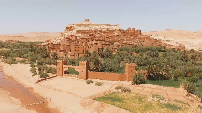 Drone-Shot Morocco Short Film Takes You Soaring Over the Desert