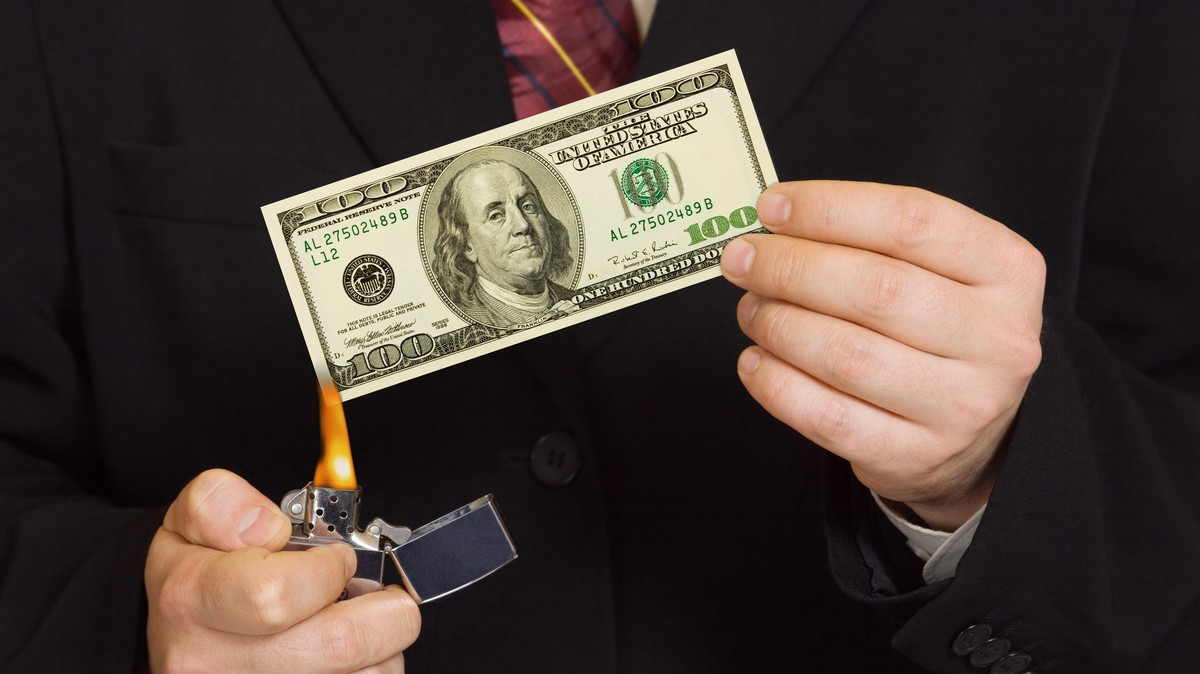 Why Did This Company 'Burn' $2.6M Worth of Ether?