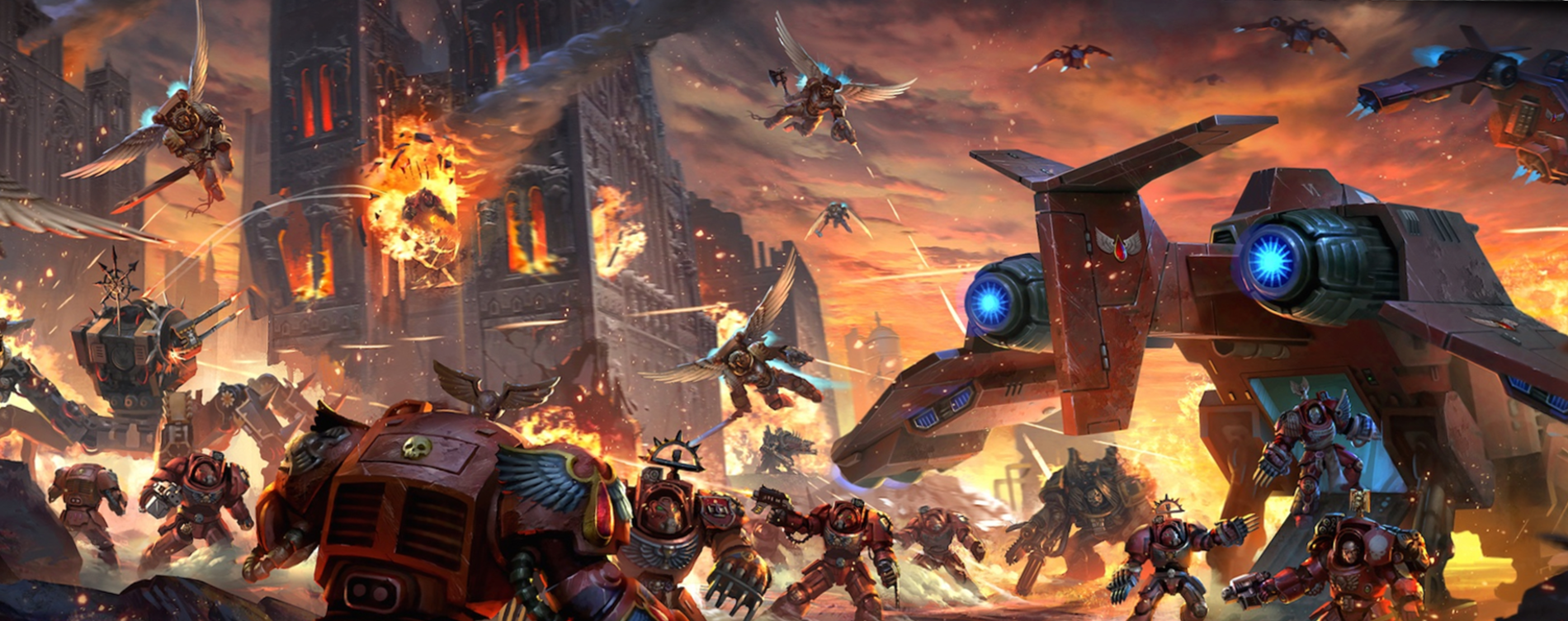 The Latest 'Warhammer 40K' Edition Is a Triumphant Expression of the New Games Workshop