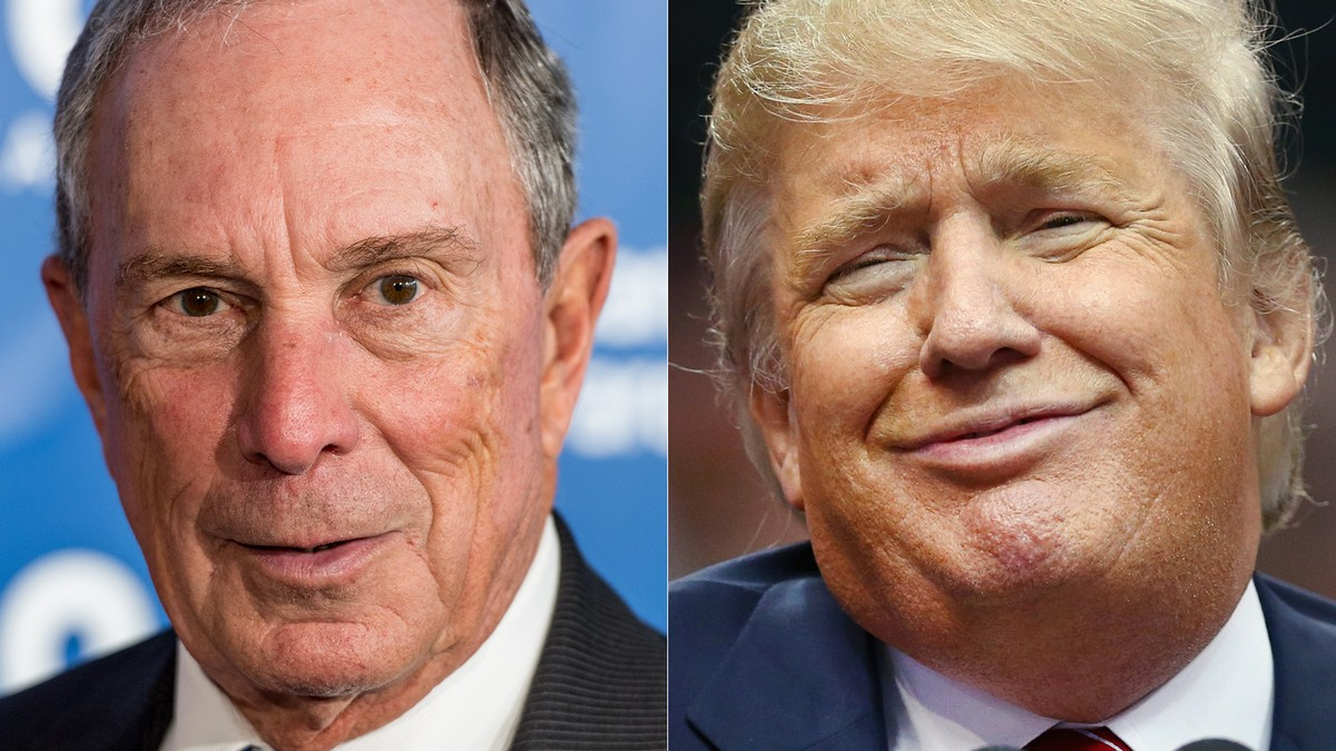 Stop Whining About Trump, Says Billionaire Michael Bloomberg