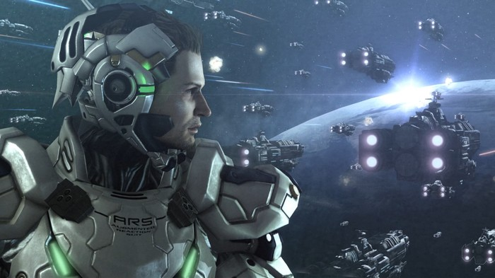 How 'Vanquish' Subverts the Military Shooter