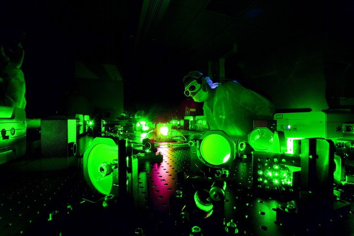 Physicists Made the Brightest Light Ever