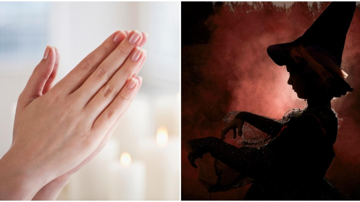 hexes vs prayers christians and witches are waging spiritual war